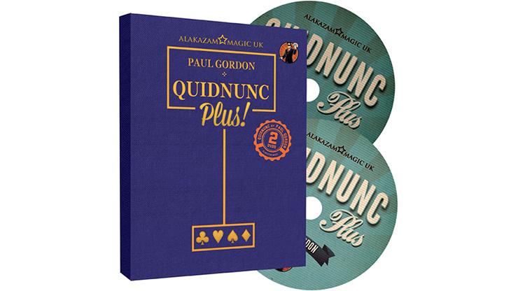 Quidnunc Plus! by Paul Gordon - Trick