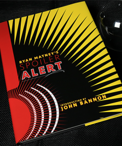 Spoiler Alert (Introduction by John Bannon) by Ryan Matney - Book