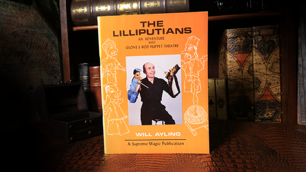 The Lilliputians by Will Ayling - Book