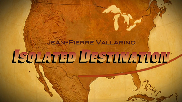 Isolated Destination by Jean-Pierre Vallarino - Trick