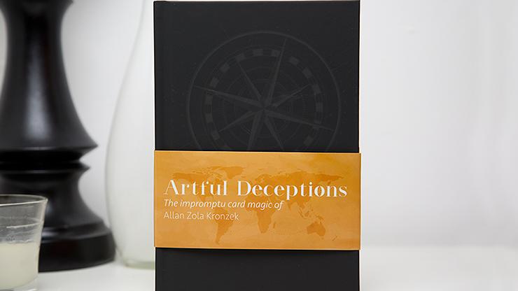 Artful Deceptions by Allan Zola Kronzek - Book