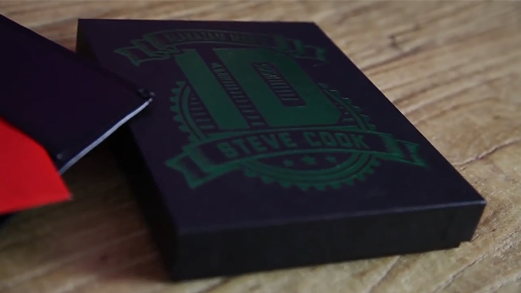 ID (DVD and Gimmicks) by Steve Cook and Alakazam Magic - DVD