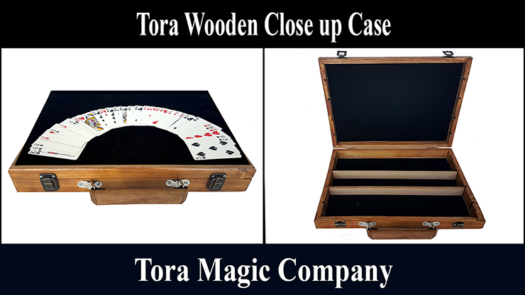 Tora Wooden Close Up Case
