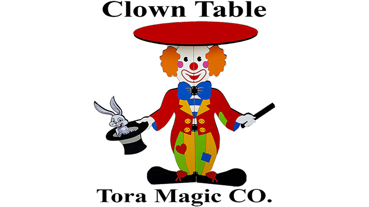 Tora Clown Table