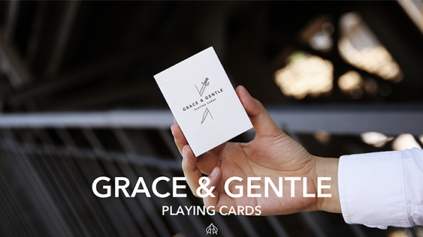 Limited Edition Grace & Gentle Playing Cards