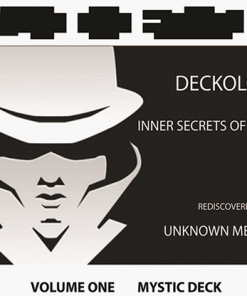 DECKOLOGY VOL 1 - MYSTIC DECK by Unknown Mentalist eBook DOWNLOAD