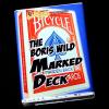 The Boris Wild Marked Deck (BLUE) by Boris Wild - Trick