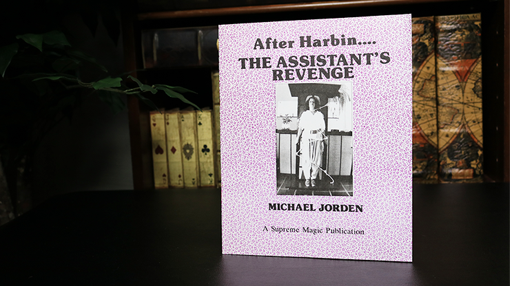 After Harbin.... The Assistant's Revenge by Michael Jorden - Book