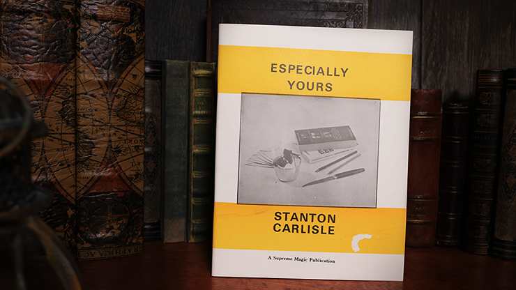Especially Yours by Stanton Carlisle  - Book