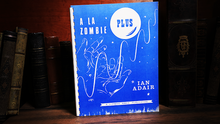 A La Zombie Plus by Ian Adair - Book