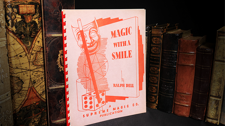 Magic with a Smile by Ralph Dell - Book