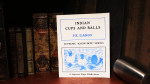 Indian Cups and Balls by P.K. Ilango - Book