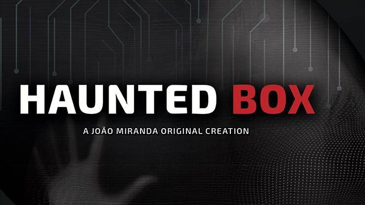 Haunted Box (Deluxe) by João Miranda - Trick