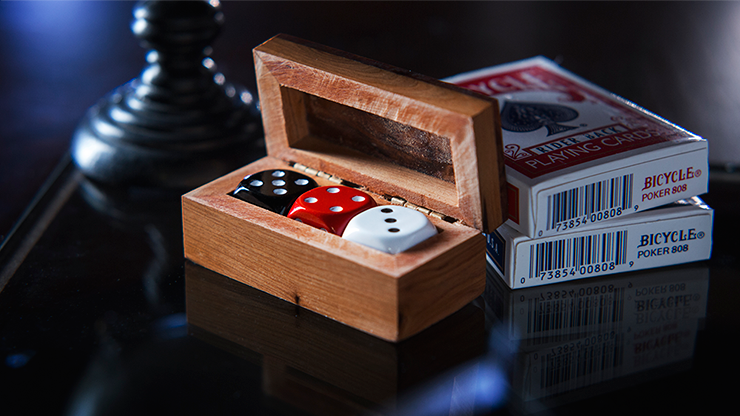 Mental Dice by Marc-Antoine - Trick