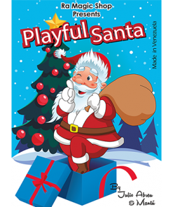 Playful Santa (XL) by Ra Magic Shop and Julio Abreu - Trick