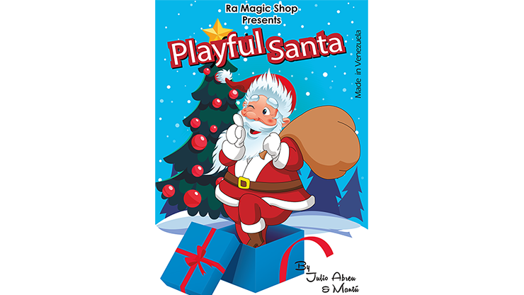 Playful Santa (L) by Ra Magic Shop and Julio Abreu - Trick