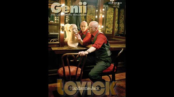 Genii Magazine January 2018 - Book