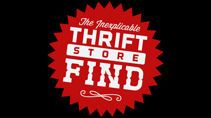 The Inexplicable Thrift Store Find by Phill Smith - Trick