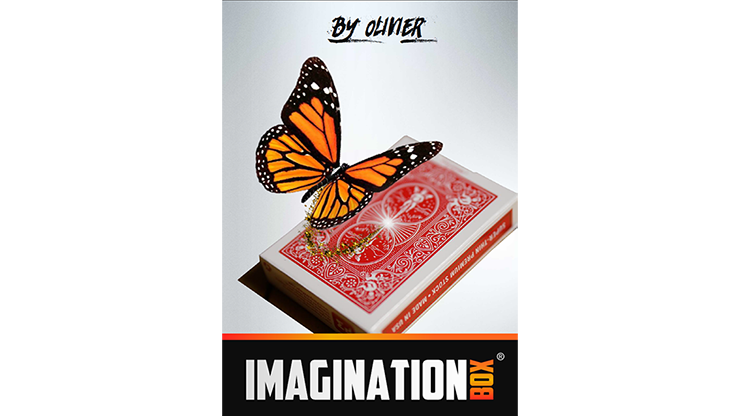 Imagination Box by Olivier Pont - Trick