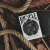 Bicycle Dragonlord White Edition Playing Cards (Includes 5 Gaff Cards)