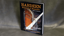 Hardeen - Monarch of Manacles by William V. Rauscher - Book