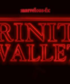 Trinity Wallet by Matthew Wright - Trick