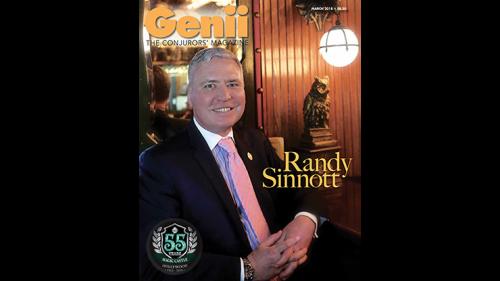 Genii Magazine March 2018 - Book