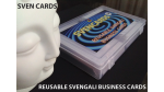 SvenCards (Blank) by Sven Lee - Trick