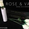 Rose & Vase by Wenzi Studio Presented by Bond Lee - Trick