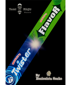 Twister Flavor (Chiclets) by Snake and Tumi Magic - Trick