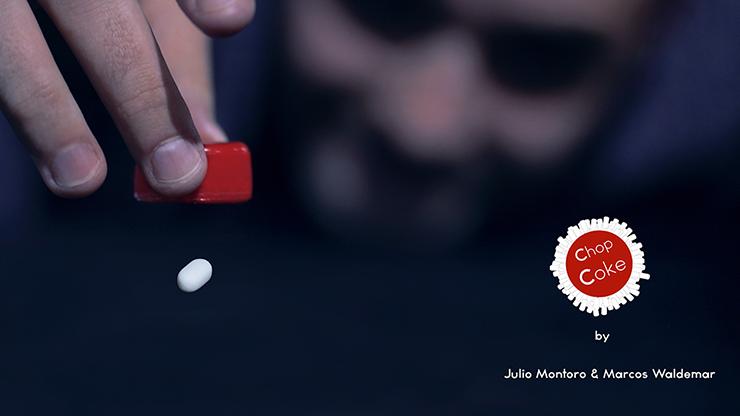 Chop Coke by Julio Montoro Marcos Waldemar - Trick