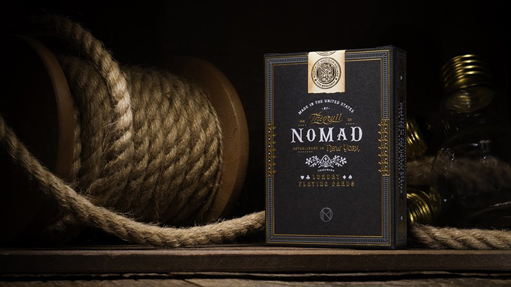 NoMad Playing Cards by Theory 11
