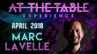 At The Table Live Marc Lavelle April 18th