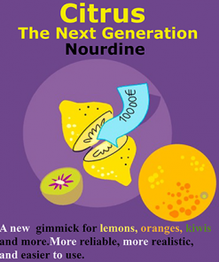 CITRUS: The Next Generation (K1 - Kiwi) by Nourdine - Trick