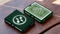 2nd Edition Black Roses Playing Cards