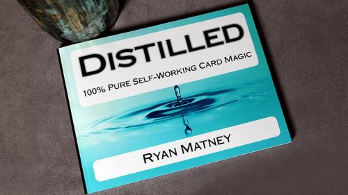 Distilled by Retro Rocket - Book