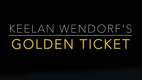 Golden Ticket by Keelan Wendorf - video DOWNLOAD
