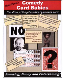 Comedy Card Babies (Large) by Dave Devin - Trick