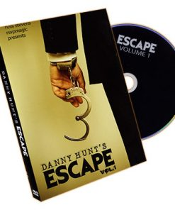 Escape Vol. 1 by Danny Hunt & RSVP - DVD