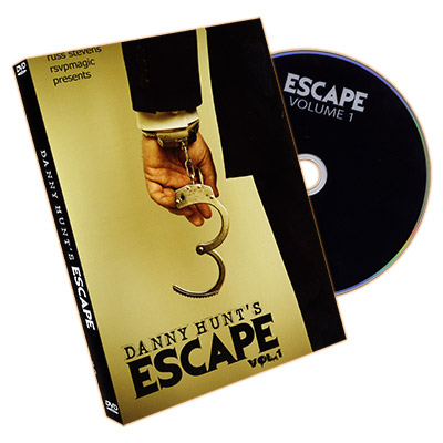 Escape Vol. 1 by Danny Hunt & RSVP - DVD