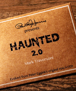 Paul Harris Presents Haunted 2.0 by Mark Traversoni and Peter Eggink - Trick