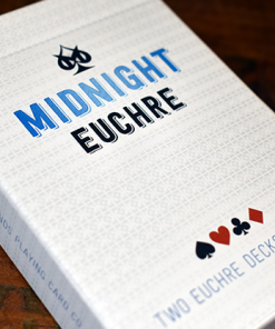 Midnight Euchre Deck