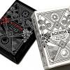 Mini Agenda Playing Cards (White)