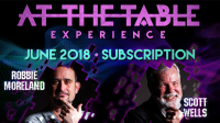 At The Table June 2018 Subscription video DOWNLOAD
