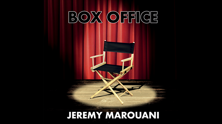 BOX OFFICE By Jeremy Marouani - Trick