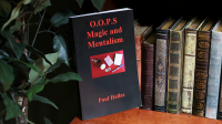 O.O.P.S. Magic and Mentalism by Paul Hallas - Book