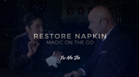 Restore Napkin by Yu Ho Jin video DOWNLOAD