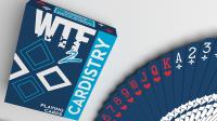 WTF Cardistry 2 Spelling Deck by De'vo vom Schattenreich and Handlordz