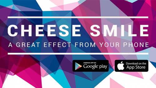 Cheese Smile by Smagic Productions - Trick