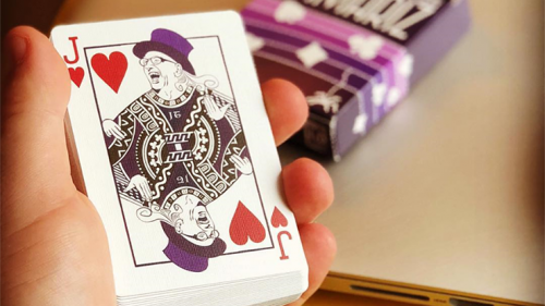 Juan Tamariz Playing Cards with Collaboration of Dani DaOritz and Jack Noble